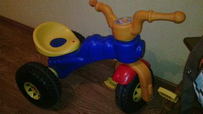 Продано: Трёхколёсный велосипед