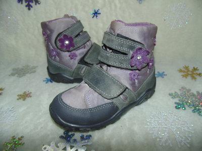 Термоботинки Ricosta Pepino 23р,cт 15 см.Мега выбор обуви и одежды