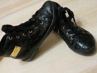 стильные, брендовые кеды,ботинки guess 3р. 21.8см