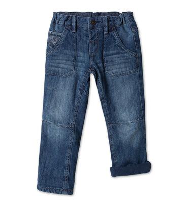Термо джинсы на флисовой подкладке для мальчика C&A Palomino Размер 92, 98