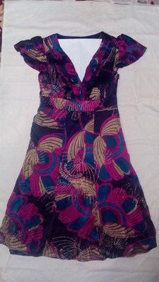 Летнее платье размер 38 10 фирмы Monsoon, б/у