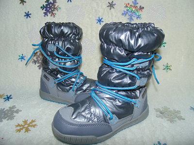 Термосапоги TenTex 29р,ст 19,5 см.Мега выбор обуви и одежды