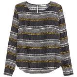 Новая красивая блуза H&M р. S англ. 10 привезена из Англии
