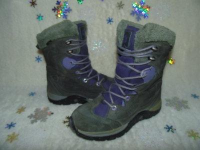 Теплющие сапоги Jack Wolfskin 33р,ст.22 см.Мега выбор обуви и одежды