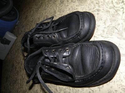 Ботинки кожа р 37-38 кожа