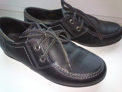Кожаные туфли Мида р. 36 состояние новых
