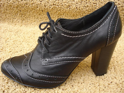 Ботинки женские демисезон. Т-2. Кожа. разм. 37