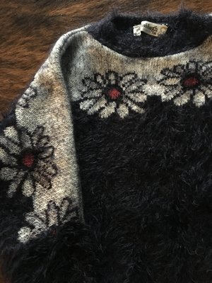 Новый очень теплый свитерок на 5-6 лет, р.116