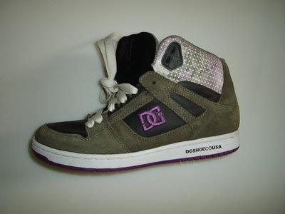 Ботинки, кроссовки DC Dcshoecousa р 37, стелька 23,7 см сделаны во Вьетнаме в идеале