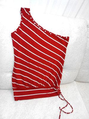 Очень стильная фирменная блуза-туника new look