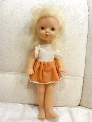 Кукла Ссср в фабричном платье