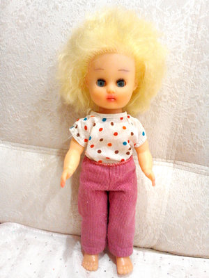Симпатичная кукла Ссср в родной одежде