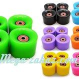 Колеса для пенни борда колеса для пенни/penny board PU, 7 цветов