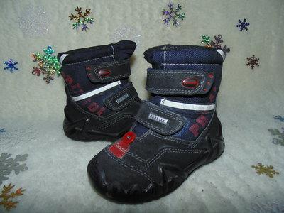 Термоботинки Primigi 23р,по стельке 15 см.Мега выбор обуви и одежды
