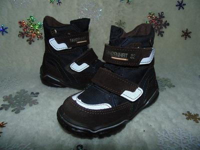 Термоботинки Bama 23р,ст 15 см.Мега выбор обуви и одежды