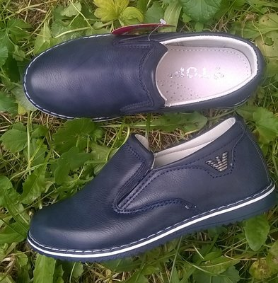 db5844ec052ad2 Дитячі туфлі для стильних хлопчиків: 260 грн - детские туфли в Луцке ...