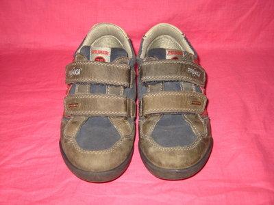 Кожаные кроссовки Primigi с мембраной Gore-Tex оригинал - 28 размер