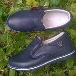 Дитячі туфлі для стильних хлопчиків