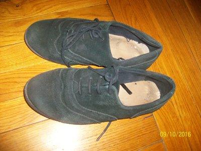 Туфли замш 37 размер. Балетки.
