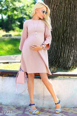 Платье туника беременной