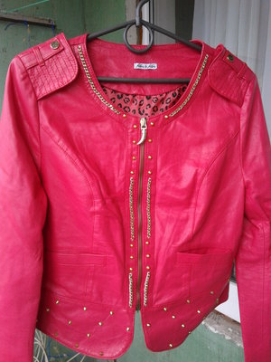 Куртка невероятной красоты и качества из натуральной кожи kor kor италия