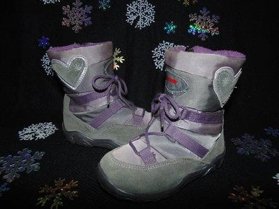 Термоботинки Ricosta 24р,ст 15,5 см.Мега выбор обуви и одежды