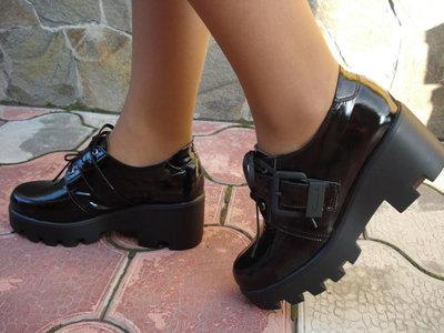 Туфли женские. S-4. натуральная кожа.