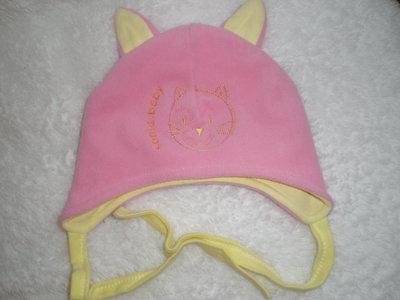 Теплая шапочка 3-6мес Тм Соня
