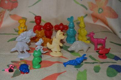 Винтажные ретро игрушки фигурки,ссср,кукла