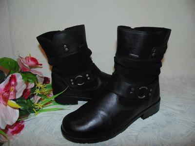 Полусапоги Superfit 35р,ст 23 см.Мега выбор обуви и одежды
