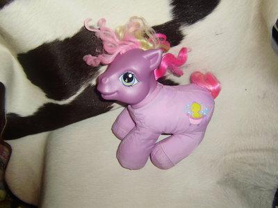 классная мягкая игрушка веселое купание My little pony Hasbro Сша оригинал