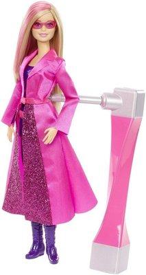 Кукла BARBIE Тайный агент Шпионская история Barbie Spy Squad Barbie Secret Agent Dol