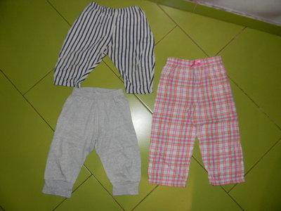 штанишки для дома 1-2 года б/у