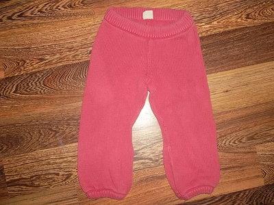 Гамаши Тёплые штанишки Отличное состояние Р-Р 92