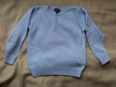 свитер фирмы Polo на 5 лет