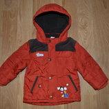Курточка деми на 1.5-2г. Дисней