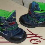Зимние термо ботинки EIS-tex 21 р