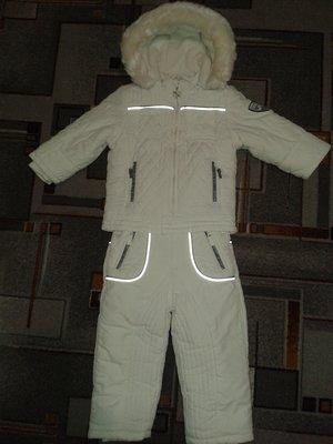 Обалденный зимний термокомбинезон Chicco