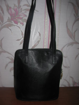 Шикарная сумка из натуральной кожи Disser