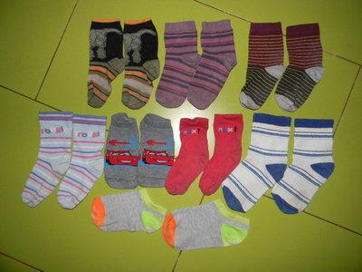 носки для мальчика 2-4 года б/у