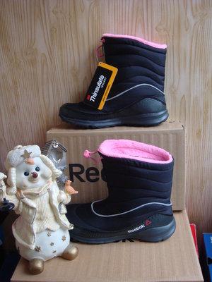 Продам зимові термо-сапоги Reebok. Оригінал. Thinsulate.