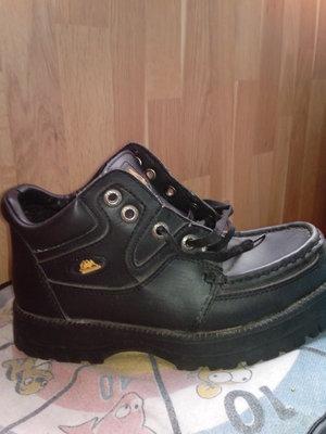 Демисезонные усиленные ботинки Groundwork