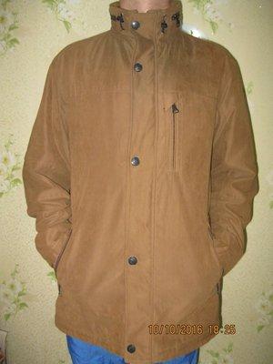 Куртка демисезонная Pierre Cardin размер 52