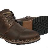 Мужские кожаные зимние ботинки Riccone модель R-1