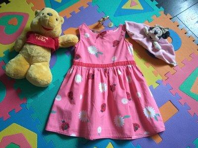 Очаровательное платье H&M 104 3-4г