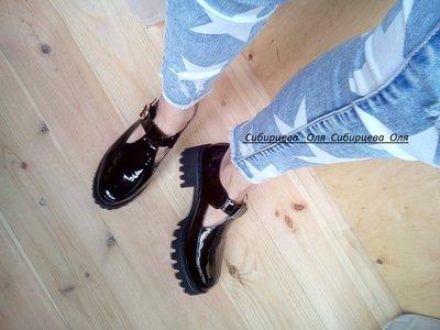 Босоножки- туфли