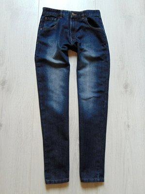 Шикарные плотные джинсы для парня. George. Размер 12-13 лет. Состояние новой вещи
