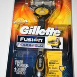 Супер новинка станок для бритья Gillette Fusion ProShield Flexball из Сша