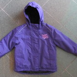 Куртка деми на девочку р.110-116