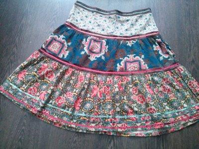 Продано: Mango крутая винтажная юбка